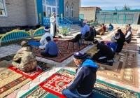 Бас имам Ұзынкөл ауданында болды