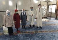 ӘУЛИЕКӨЛ: Аудан имамының кездесулері